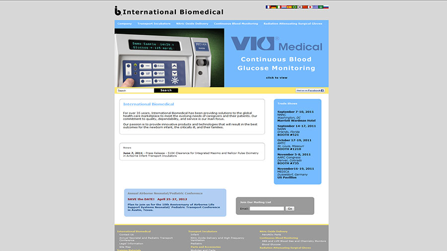 International Biomedical
